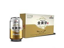 立威啤酒全麦芽330mlx24