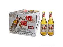 胜龙清爽啤酒500ml×12瓶