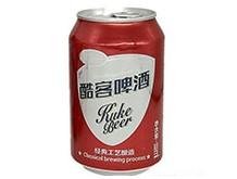 百威雁荡山酷客啤酒330ml