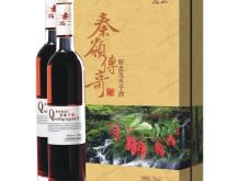 陕西省宁陕秦岭长春酒厂