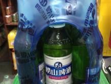 青岛崂山啤酒600毫升