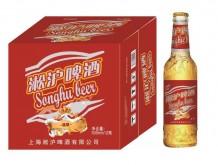 淞沪啤酒精酿(红)500ml