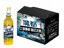 淞沪啤酒魔都500ml