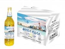 淞沪啤酒上海印象500ml