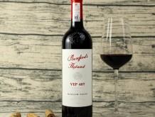 奔富海兰贵宾VIP407干红葡萄酒