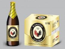 卡麦罗精酿500ml啤酒瓶装