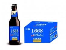 卡麦罗啤酒1668