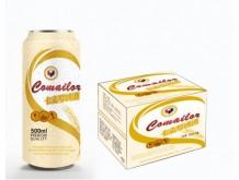卡麦罗啤酒500mlx12罐