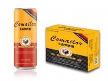 卡麦罗啤酒330ml