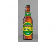 立威荷花啤酒500ml