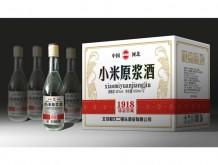 小米原浆酒(1918珍品窖藏)52%vol 450mlx12