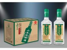 原生态小米陈酿酒42%vol 450mlx12