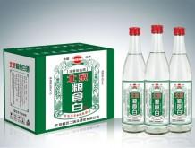 北京粮食白酒42%vol 500mlx12