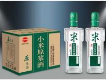原生态小米原浆酒42%vol 450mlx12