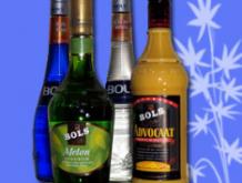 bols系列利口酒