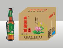 荷花500mlX12瓶