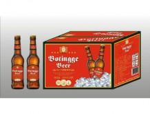 伯汀戈精酿啤酒330ml瓶装