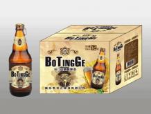 伯汀戈精酿啤酒500ml瓶装