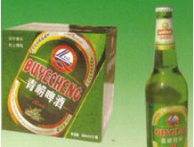 青崂啤酒1