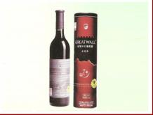 长城干红葡萄酒-陈酿解百纳