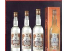38度金门高粱酒