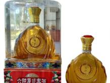 六阳原浆酒红色枣酒40度450ml