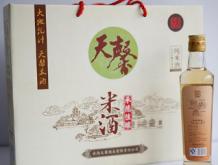 天馨米酒268mlx4