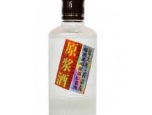 原浆酒光瓶酒42度450ml