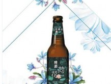 龅牙兔荷花原浆啤酒330ml