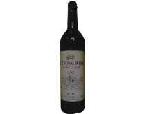 解百纳干红葡萄酒