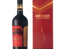 红钻赤霞珠庄园级干红葡萄酒