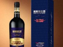 阿斯咖庄园燕山小产区葡萄酒