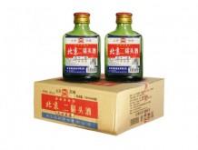 燕赵风北京二锅头酒42°(小绿瓶)箱装