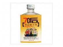 燕小白年代酒70后(磨砂瓶)