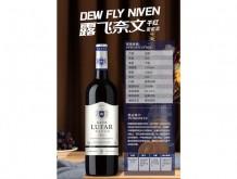 露飞奈文干红葡萄酒