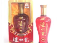 泸州贡柔和白酒·淡红