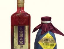 宝堰人家黄酒