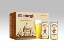 11°英国爱丁堡白啤500ml