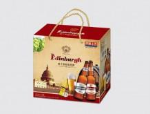 英国爱丁堡啤酒专用瓶礼盒500ml x8
