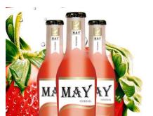活力动魅预调鸡尾酒-草莓味
