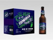 爱丁堡9度瓶啤拉环盖