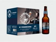 英国爱丁堡啤酒9度精酿新版