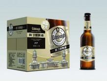 英国爱丁堡啤酒8度500mlx12