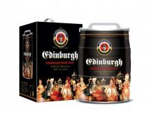 12°英国爱丁堡黑啤桶装5L