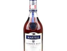 马爹利蓝带酒