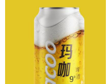 Macoo玛咖啤酒9度500ml