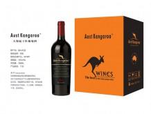 大袋鼠干红葡萄酒