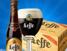 窖藏Leffe 莱福黑啤酒