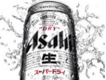 朝日生啤易拉罐装350ml