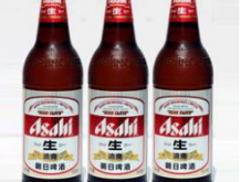 朝日黑生啤酒 500ml
